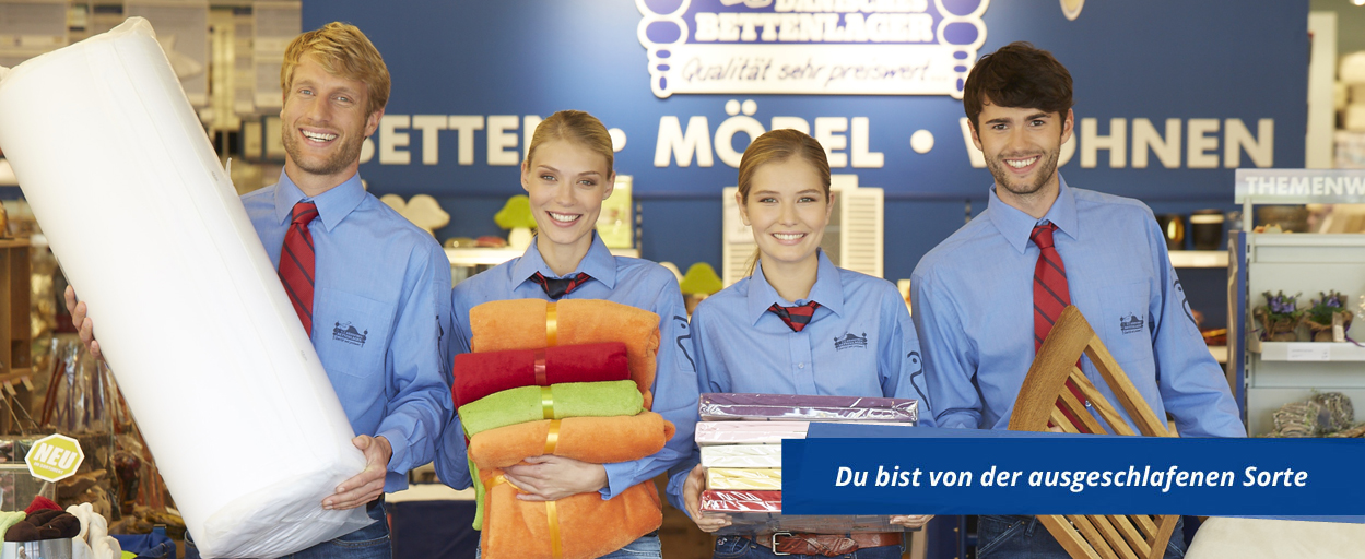 dnisches bettenlager gmbh co kg verkufer in teilzeit in hamburg harburg - Danisches Bettenlager Bewerbung